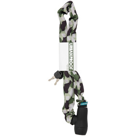 URBAN PROOF Chain Lock 90cm, camouflage